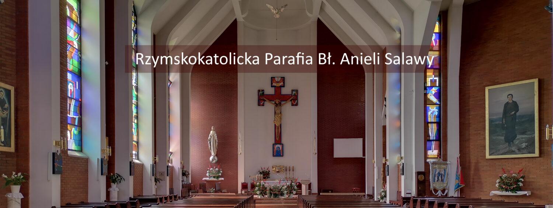 Parafia Bł. Anieli Salawy
